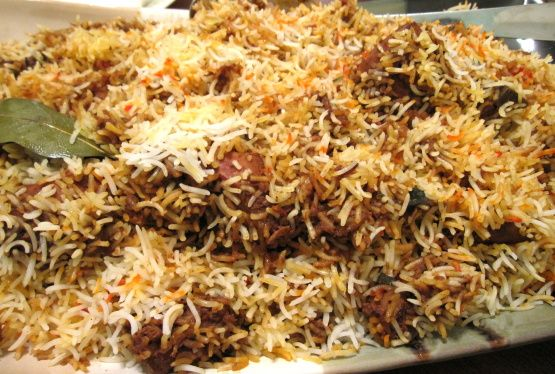 The Recipe for making Sindhi Biryani
