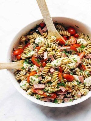 Best Easy Healthy Pasta Salad Recipe